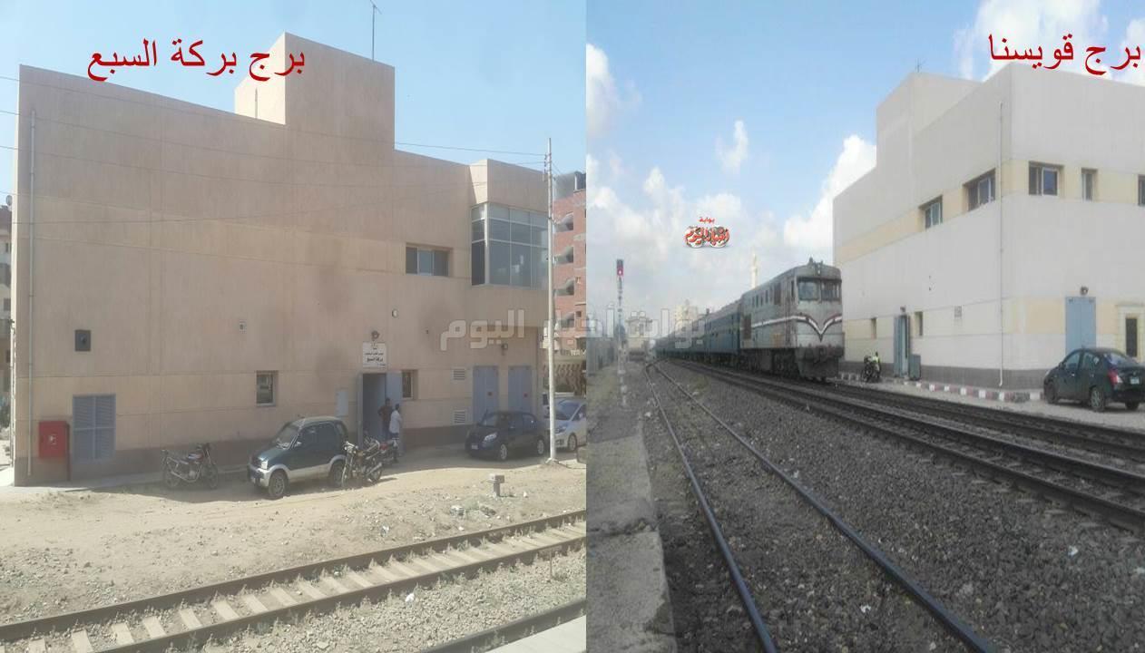 السكة الحديد والمترو