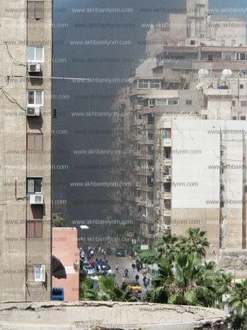 بالصور .. انفجار سيارة مفخخة بالاسكندرية