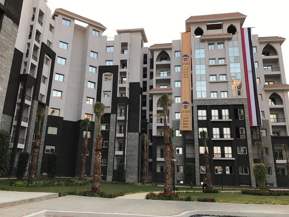 «الإسكان» تكشف تفاصيل وحدات العاصمة الإدارية الجديدة
