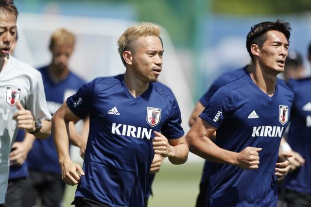 روسيا 2018   بالصور ..اليابان تواصل أستعدادها لبولندا