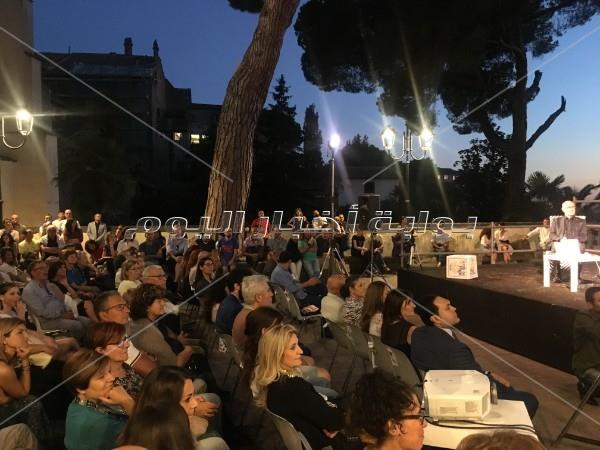 انطلاق فعاليات معرض المستنسخات الأثرية بمشاركة زاهي حواس وليلى علوي والسفير هشام بدر