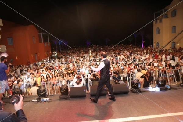 حفل شيبة «كامل العدد» في «طابا هايتس»