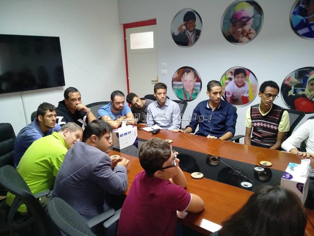 أول مجلس متخصص في مصر لمداخلات لاعبي الأولمبياد الخاص