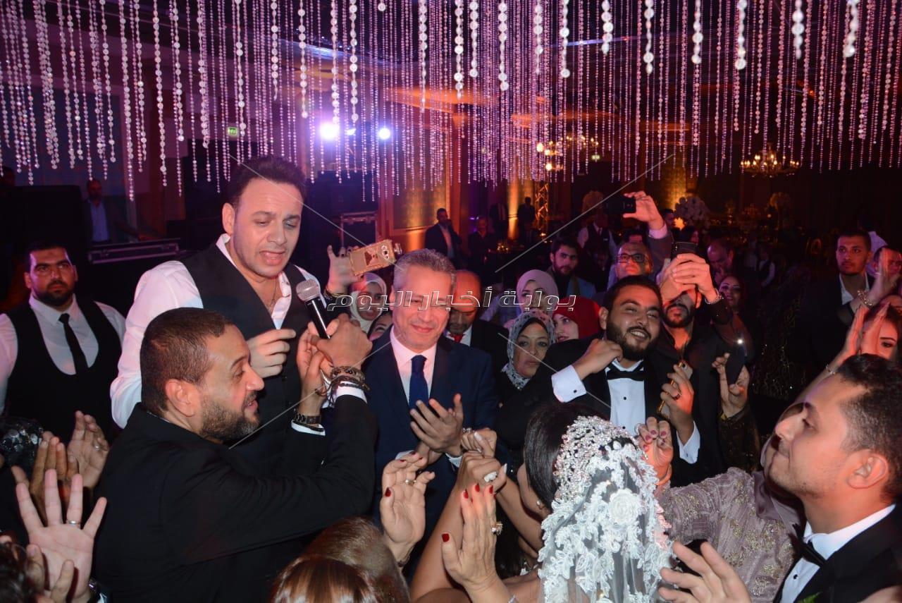 حفل زفاف ابنة خالد عجاج