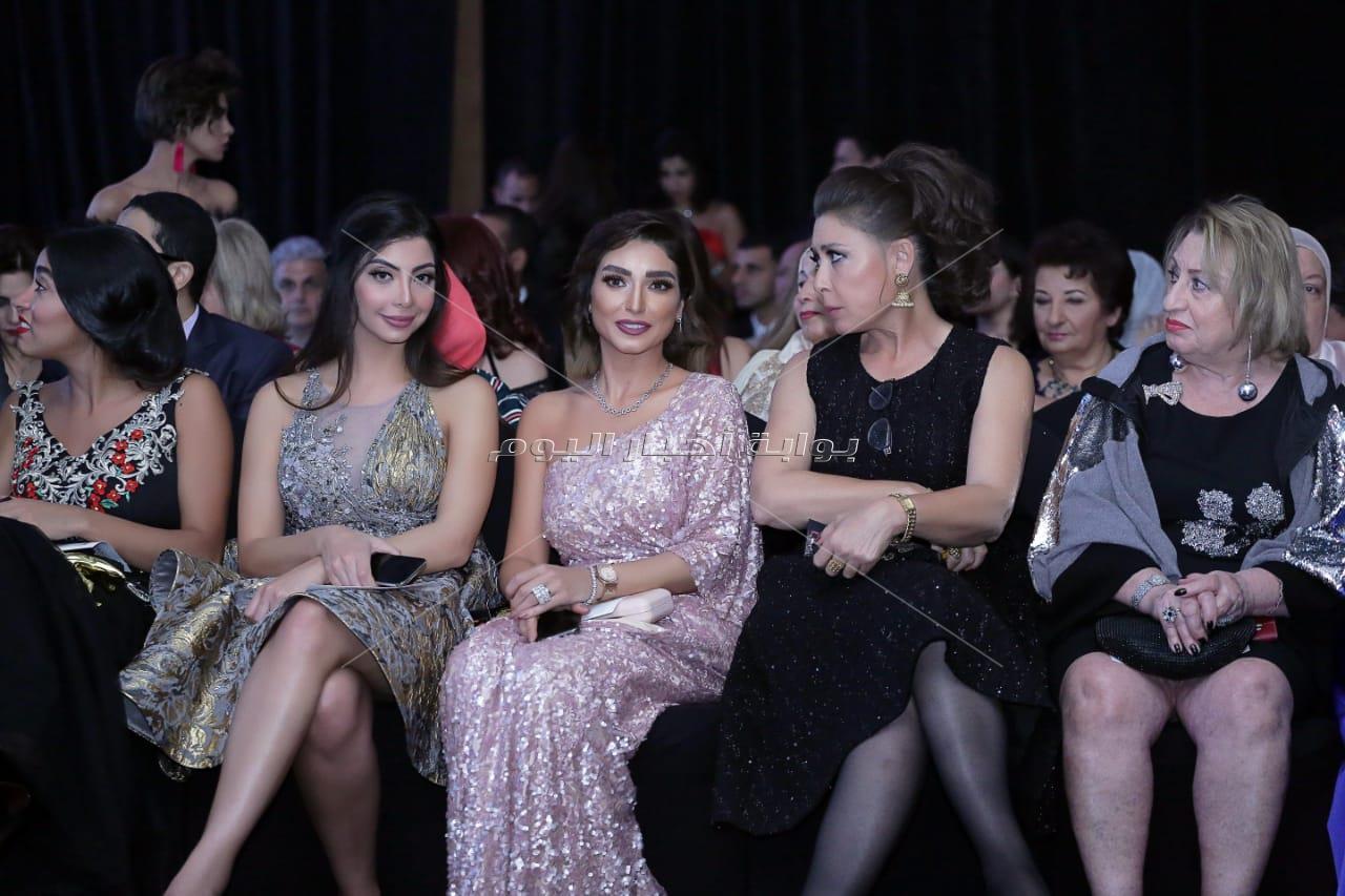 تكريم أنوشكا وروجينا وعائشة بن أحمد في مهرجان «ميدل است فاشون»