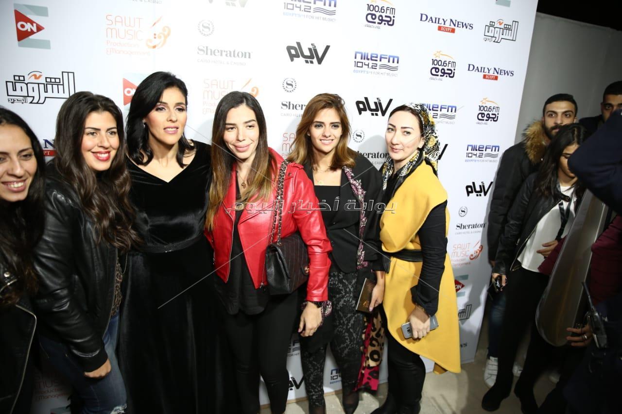 حفل سعاد ماسي «كامل العدد» في كايرو فيستفال