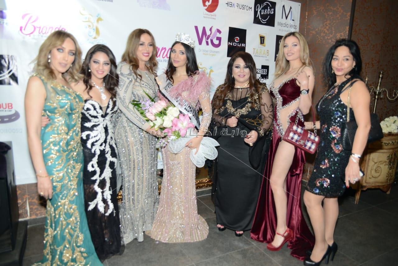 ماريا كمون ملكة جمال العرب لبنان 2019
