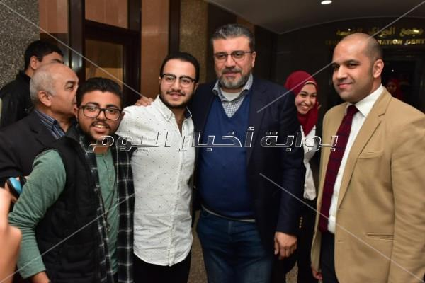 «الأكاديمية الدولية» تختار عمرو الليثي أفضل إعلامي في 2018