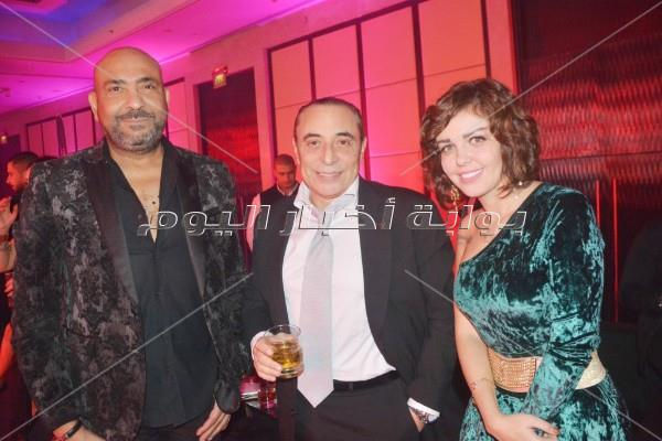 هيفاء وعسيلي وشو روسي في «كريسماس مصر الجديدة»