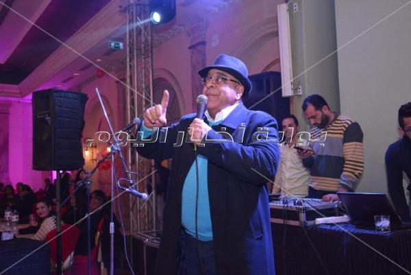"""ريكو في حفل """"كريسماس روتاري"""" لصالح أطفال مرضى القلب"""
