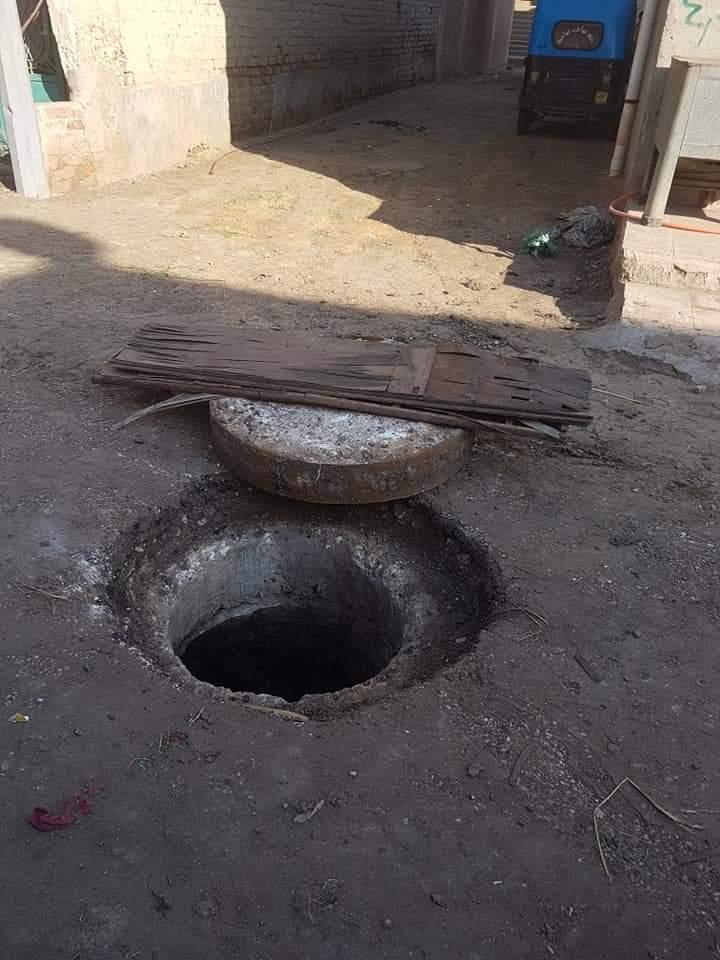بالوعات الصرف الصحي