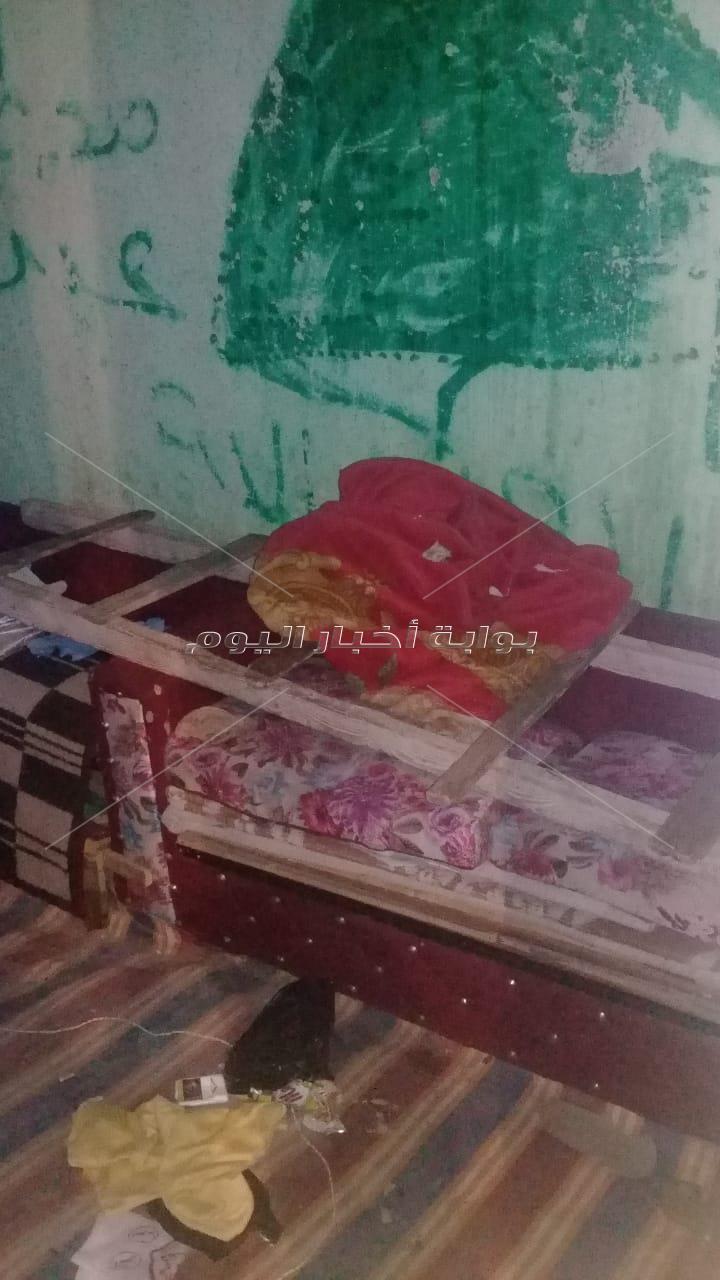 قضية قتل في منشأة ناصر