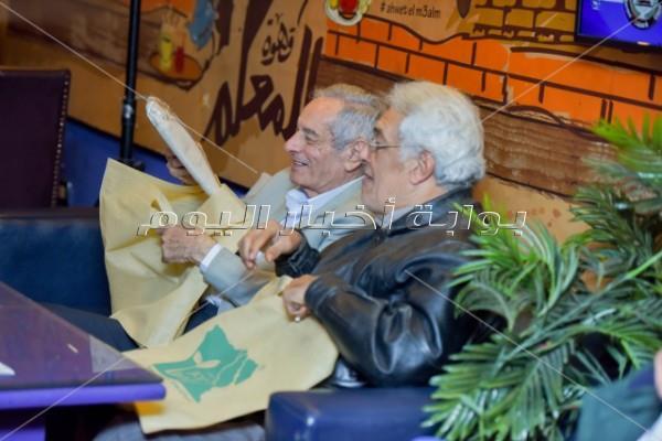 حملة خيرية للمسنين برعاية أحمد يونس