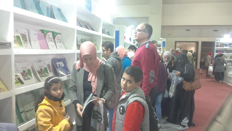 كتب الأطفال الأكثر مبيعا بجناح هيئة الكتاب