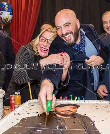 عيد ميلاد مجدي الهواري في كواليس «3 أيام في الساحل»