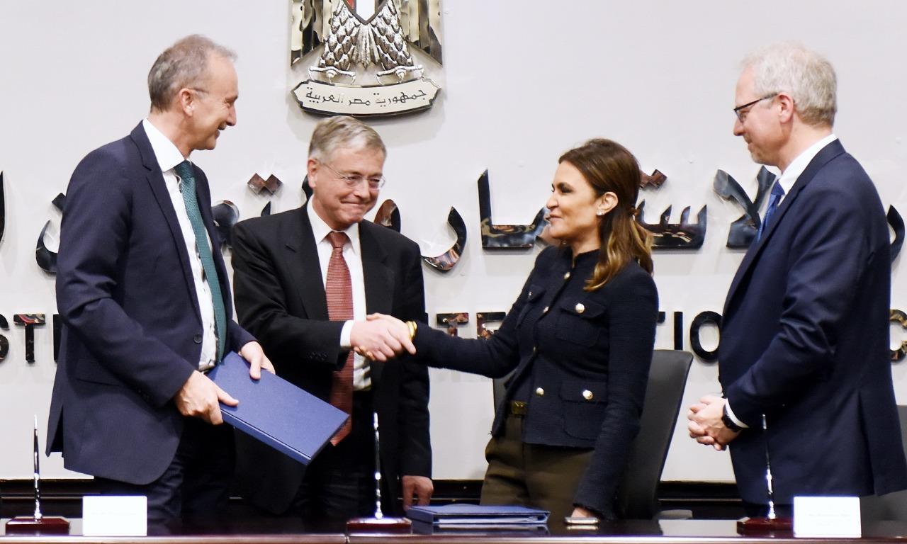 مصر وألمانيا توقعان اتفاق الشريحة الثانية بقيمة 250 مليون دولار