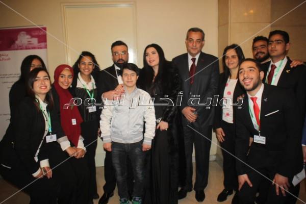 اليوم الإماراتي بملتقى «أولادنا» لفنون ذوي القدرات الخاصة