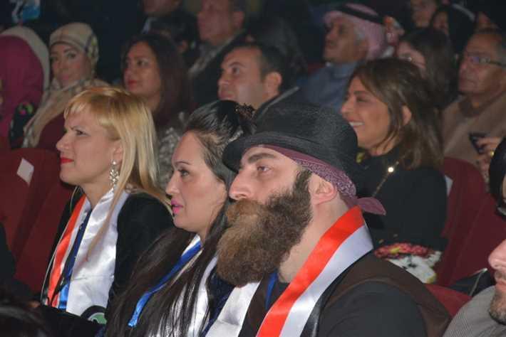 محمود قابيل وسميحة أيوب يختتمان ملتقى «أولادنا»