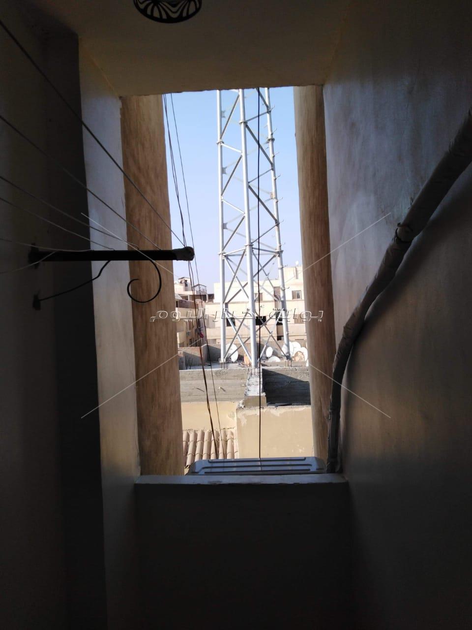 سكان حدائق الأهرام: انقذونا من سرطان برج المحمول