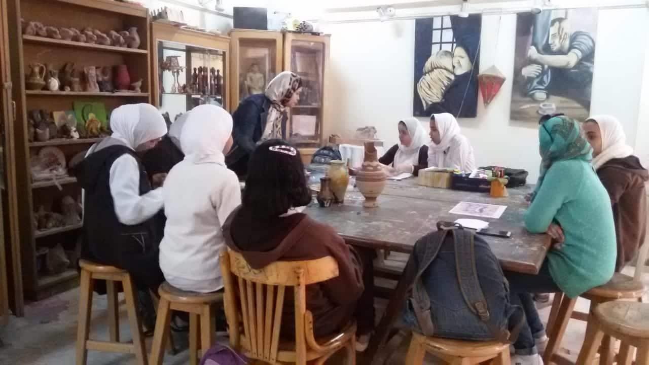 ثقافة المنيا تحتفل بعيد الأم