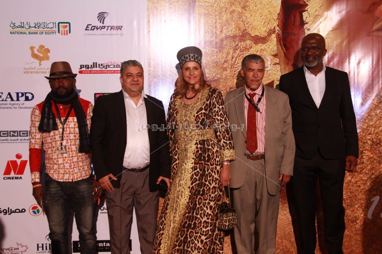 مهرجان الأقصر للسينما الإفريقية فى إحتفالية ضخمة بالأقصر