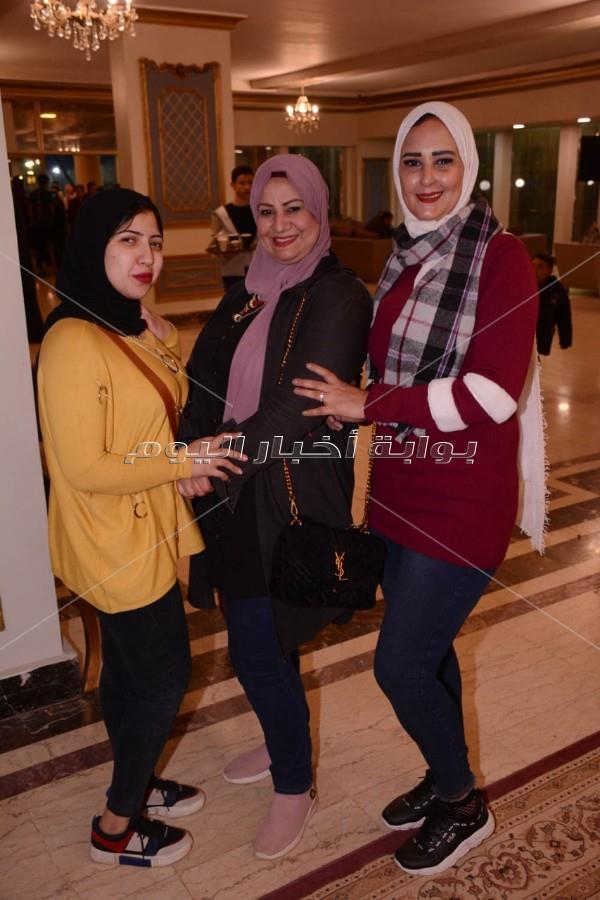 شيبة يتالق في حفل «عيد الأم» بنادي بروسيا مصر