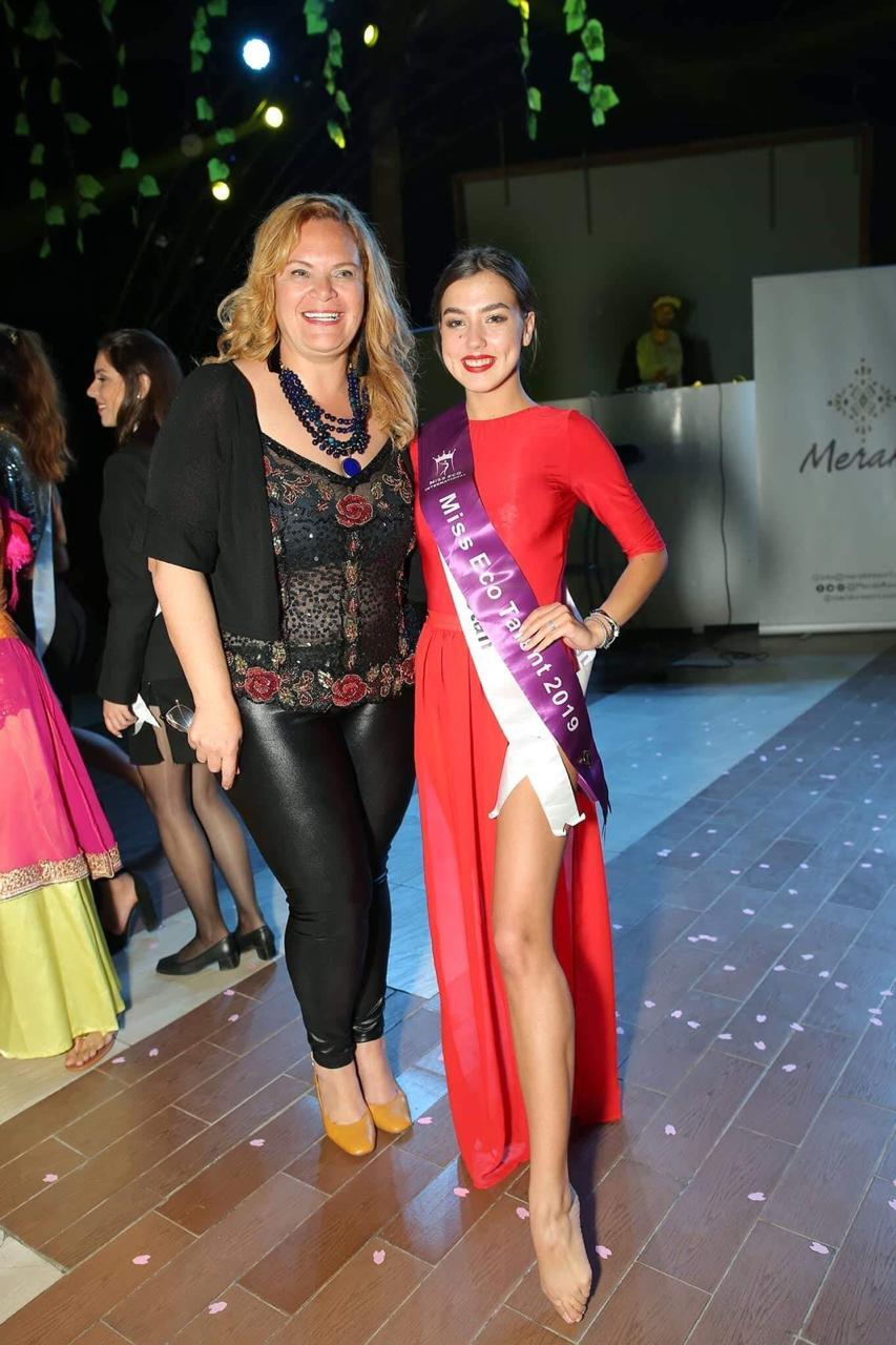 حفل «Talent Show» بفعاليات «Miss Eco International» بالغردقة