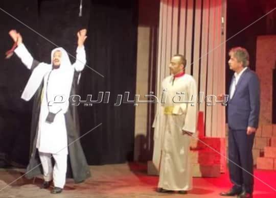 """افتتاح مسرحية """"الحالة توهان"""" على المسرح العائم بالمنيل"""