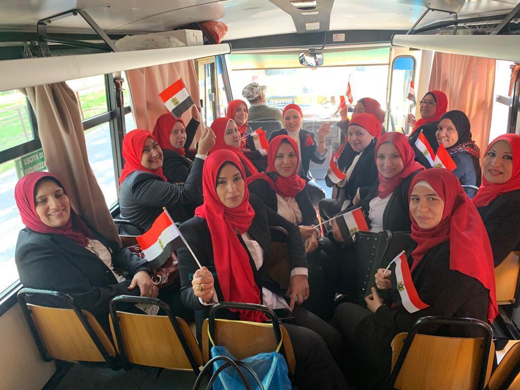 انتخابات المصريين في ميلانو