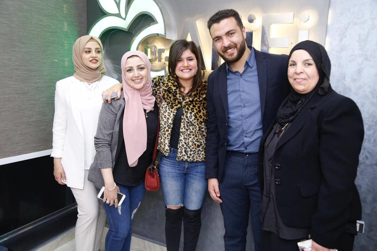 راندا البحيري ومنة عرفة وحسين الشحات يشاركون في «احتفالية اليتيم»
