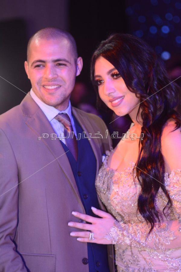العسيلي يُحيي زفاف «أحمد وبسمة» بحضور الزند وتوفيق عكاشة