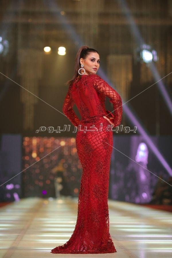 دينا فؤاد ترتدي أحدث فساتين زفاف 2019
