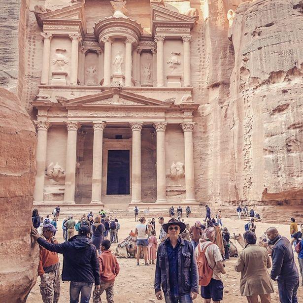«الكرك» و «البحر الميت» أشياء لا تفوتك في الأردن السياحية