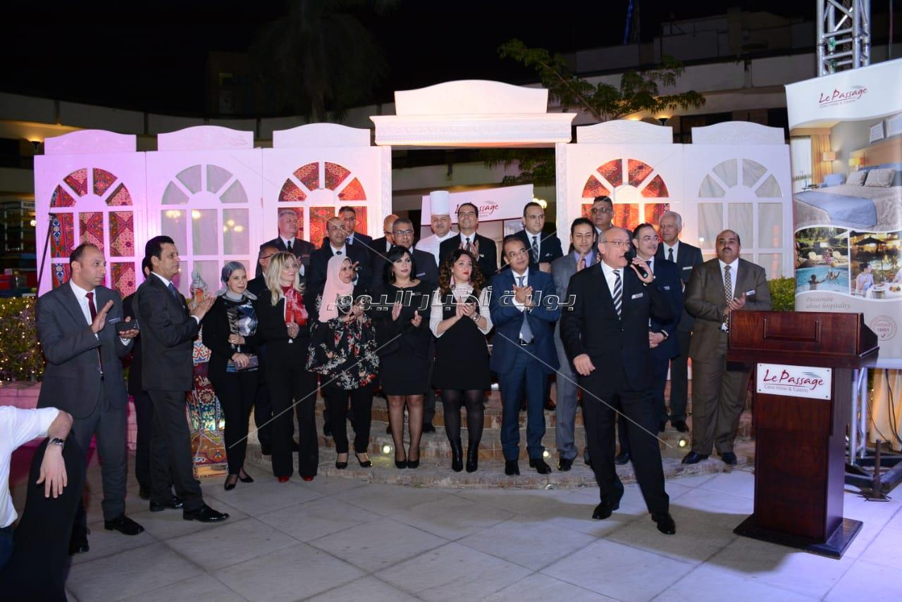 مصطفى حجاج يشغل أجواء «لوبساج»