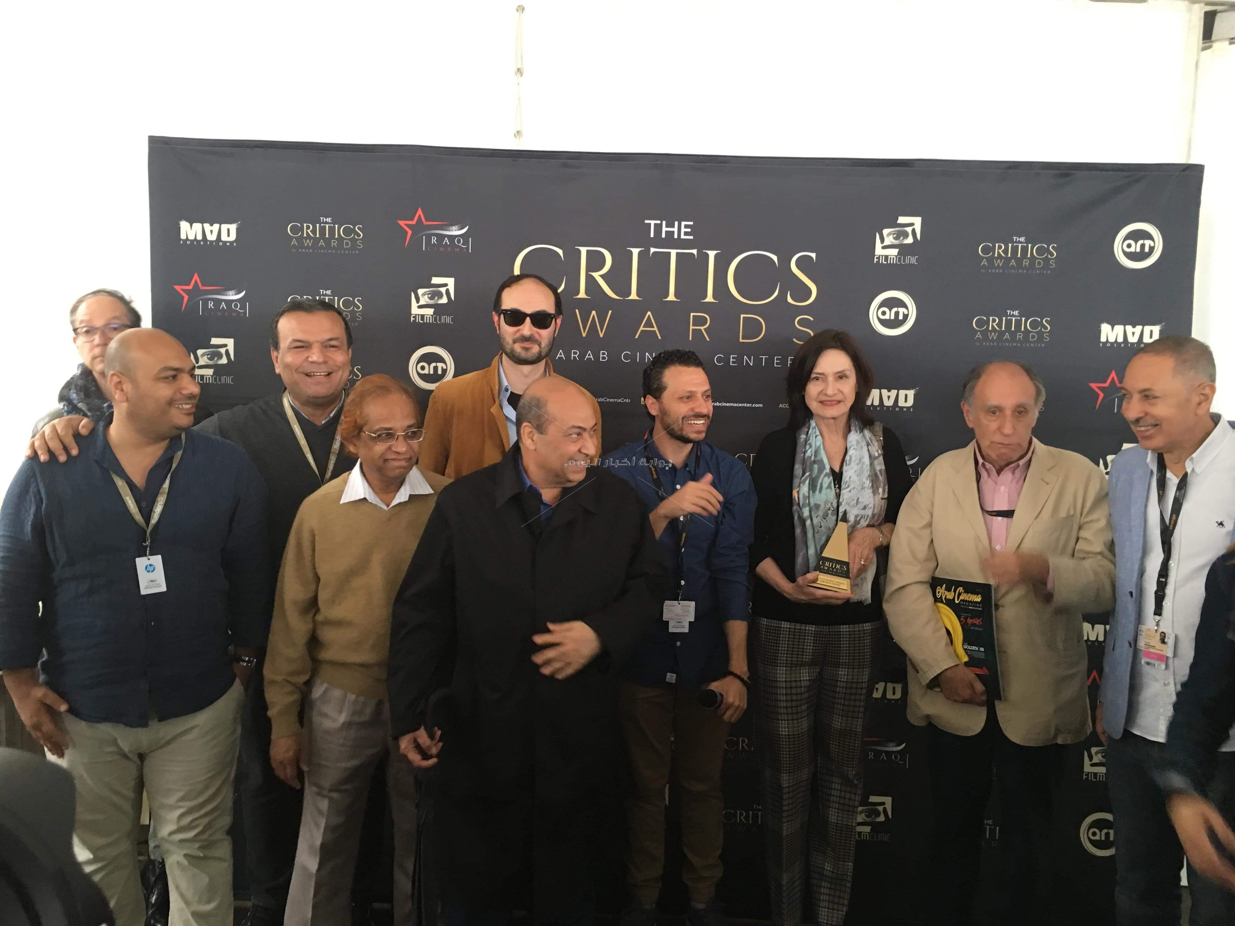جوائز السينما العربية