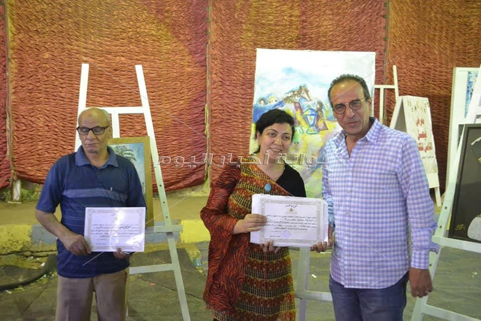 ختام فعاليات معرض فيصل الثامن للكتاب