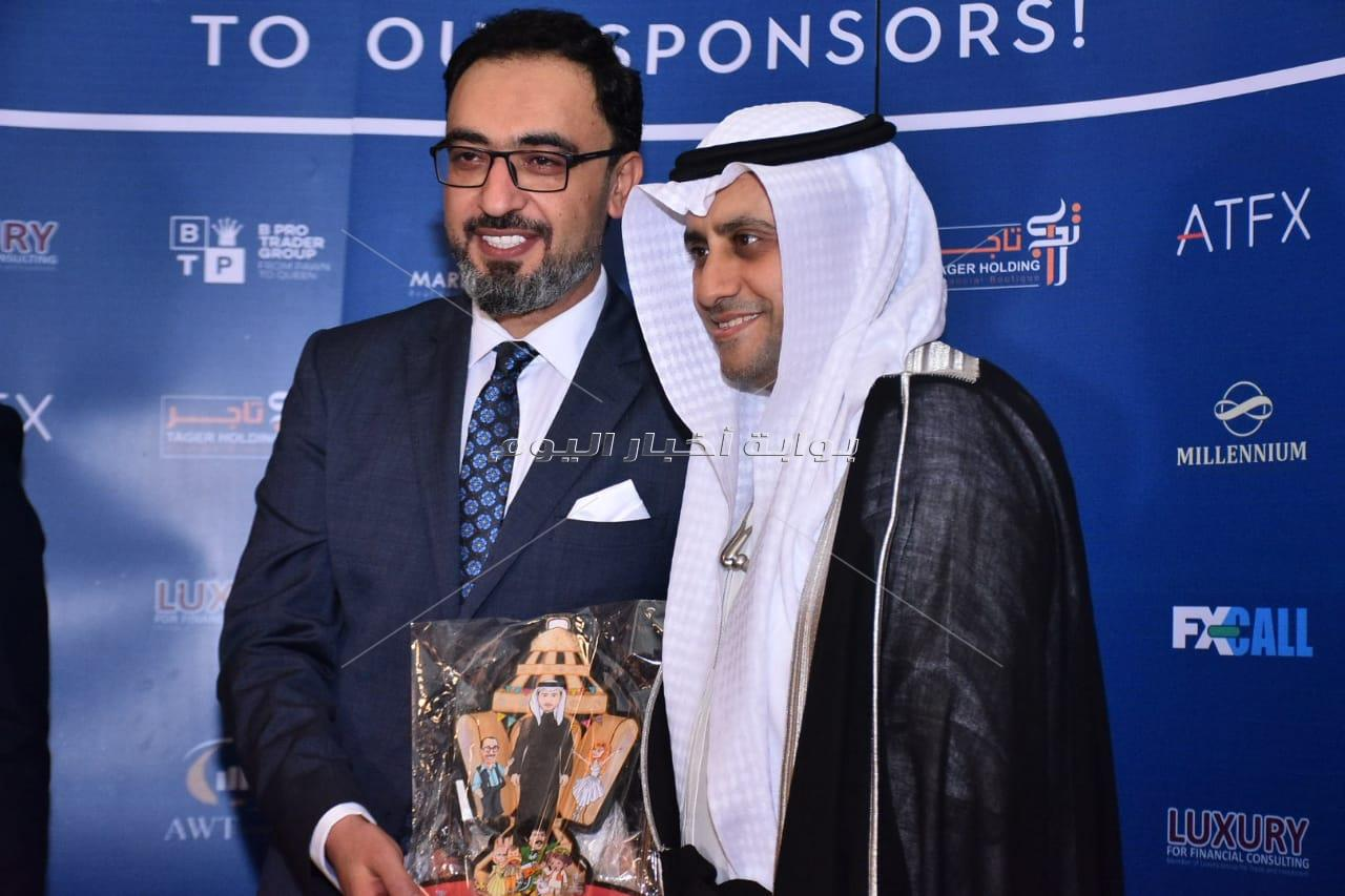عصام شرف يشارك بحفل سحور وائل قابيل