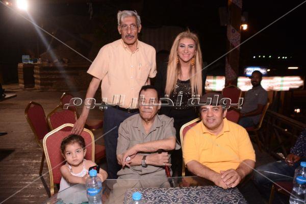 حلمي بكر في حفل إفطار مؤسسة أورام الثدي