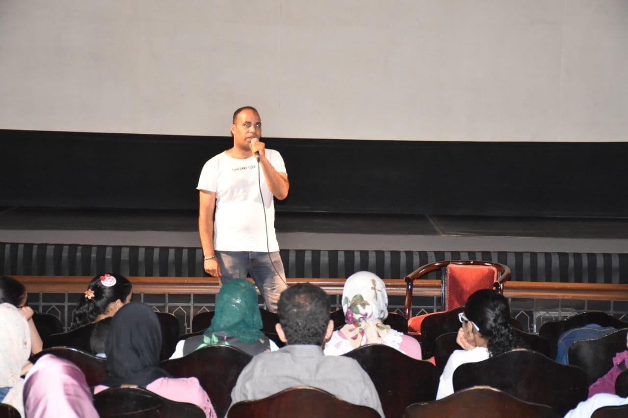 «القومي للسينما» يواصل عروض نادي سينما أوبرا دمنهور
