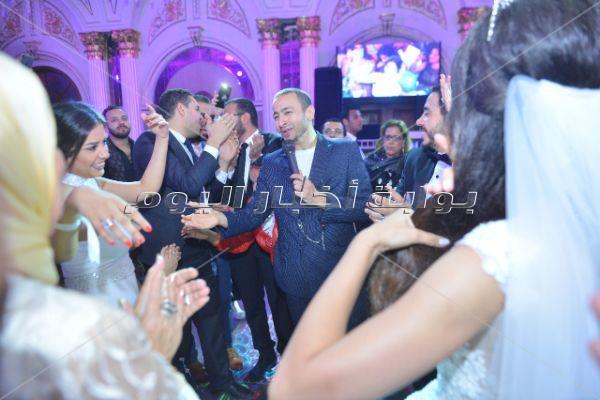 نجوم الفن في زفاف شقيق سهر الصايغ