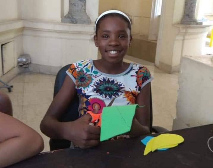 «أقنعة أفريقية».. ورشة فنية بمكتبة القاهرة الكبرى