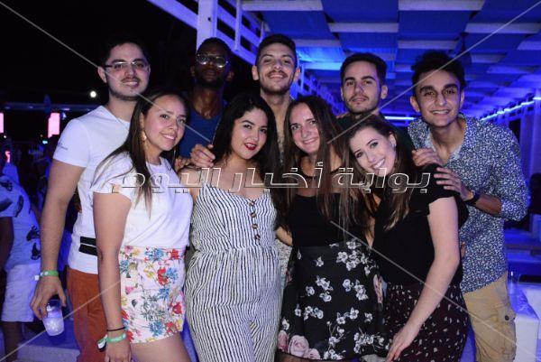شيبة والحريري وفيدو يُشعلان أجواء «vibes» في الساحل