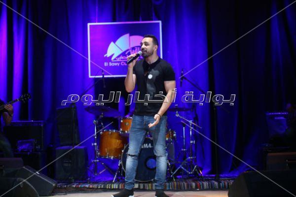 حفل عماد كمال في ساقية الصاوي