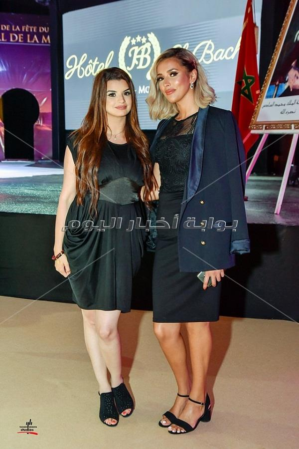حفل ختام المهرجان العالمي للقفطان بمدينة الداخلة المغربية