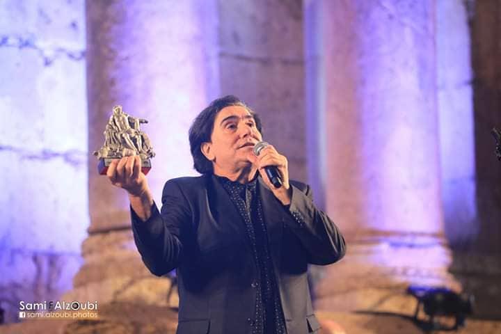 الأردني أسامة جبور يُلهب حماس جماهير مهرجان جرش