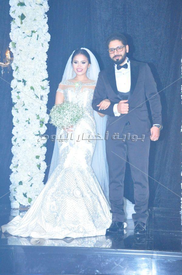 عدوية وأوكا وأورتيجا يُشعلون زفاف «محمد ودينا»