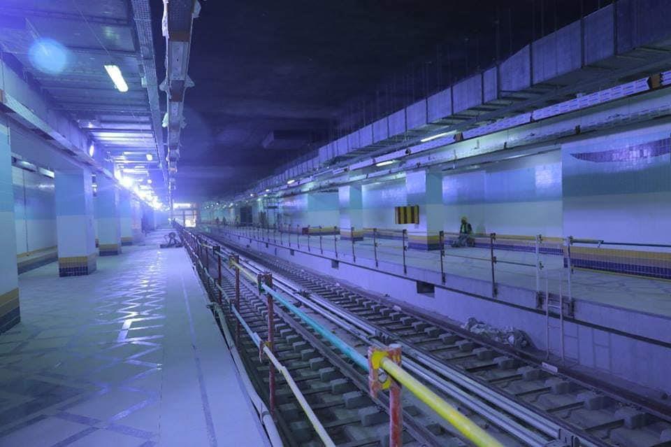 7 مشروعات بالنقل تنتظر الافتتاح