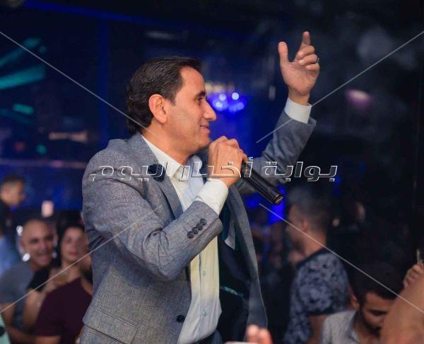شيبة يُلهب حماس جمهوره بأغانيه المميزة