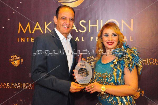 تكريم طارق علام ومطربي «بحر الغدر» بمهرجان «ماك فاشون»