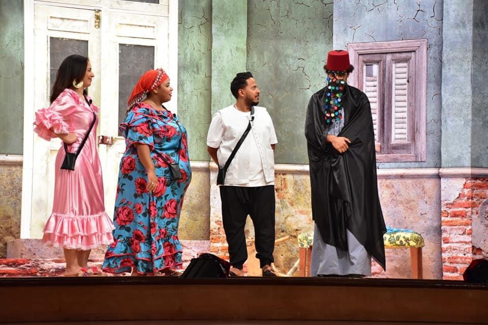 مسرح مصر